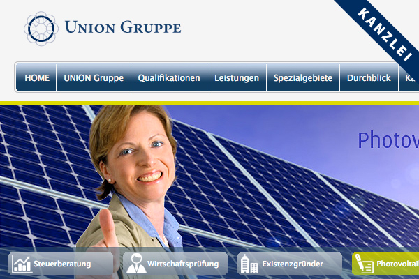 Zur Referenz Union Gruppe